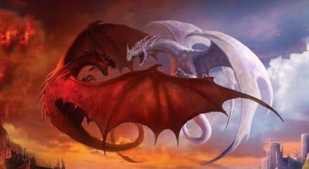 Драконы каждой из рас