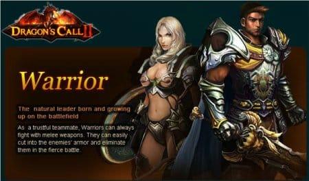Воины - очень сильные и защищены броней