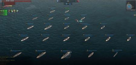 Каждый корабль выполняют важную функцию