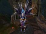 Крылья у персов - элемент кастомизации