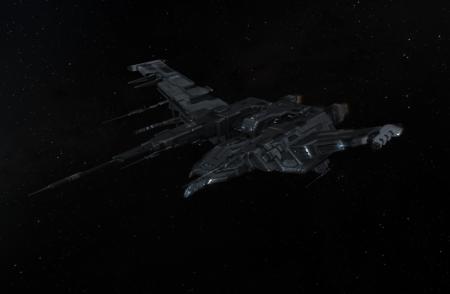 Мощные корабли Калдари