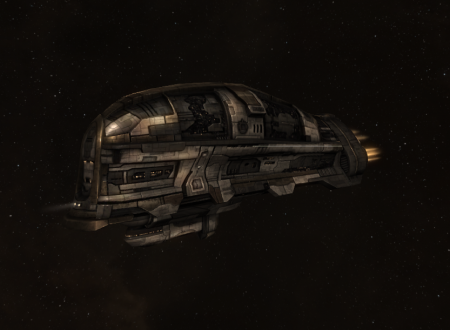 Корабли Империи Аммар в EVE online
