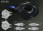 Характеристики космического судна