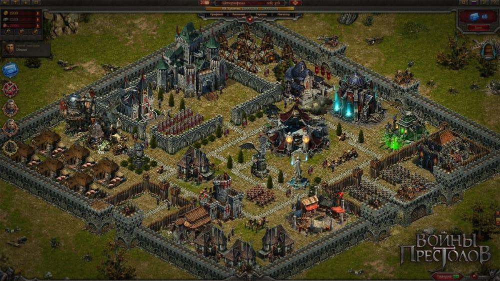 игры престолов игра на пк
