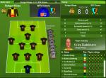 Тактическая схема на матч в Goalunited