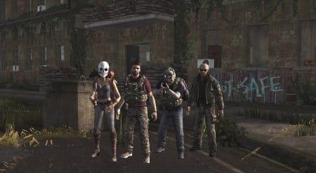 Эти 4 игрока готовы бороться с зомби
