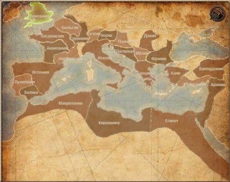 Глобальная карта игры