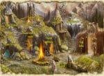 пещера первичного поселка каменного века
