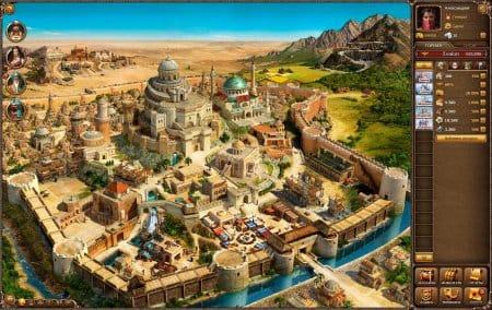 Сказочный восточный мир