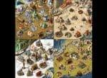 Типы развития города в игре Пути истории