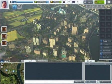 В «Капитализации» города похожи на города из SimSity