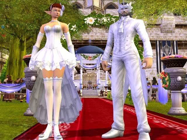 часто свадьбы в клиентских играх для