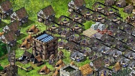 Поселение в Stronghold Kingdoms