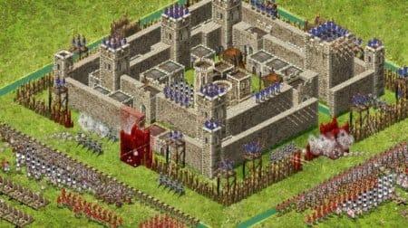 Сражения в Stronghold Kingdoms проходят в автоматическом режиме