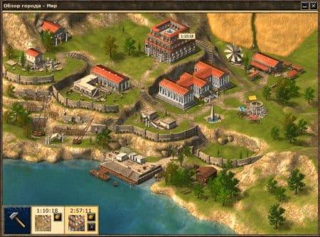 Город в Grepolis