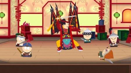 Сражение с ниндзя