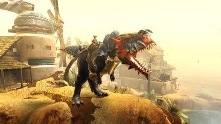 У вас есть собственный динозавр