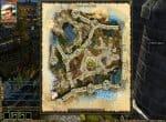 Игровая карта замка.