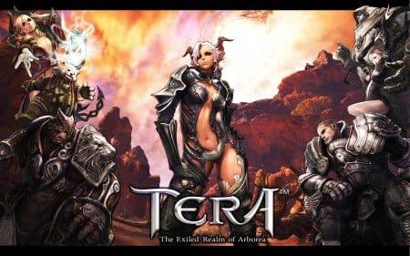 Tera Online: скачать торрент, русский, американский и евро-сервер