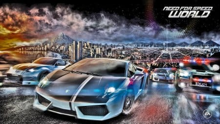 Автомобили Need For Speed World