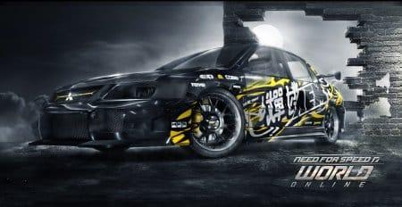Need For Speed World скачать бесплатно