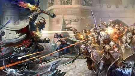 История в вечных сражениях