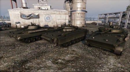 Частная танковая армия