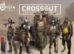 Заставка Crossout