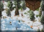 Зимние пейзажи в игре Wild Terra
