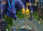 Вход в одно из уникальных подземелий мира Storm Online