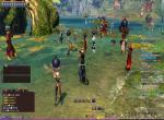 Скопление игроков во время игрового события