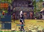 Небольшая деревня в Blade & Soul