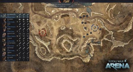 Одна из карт в игре