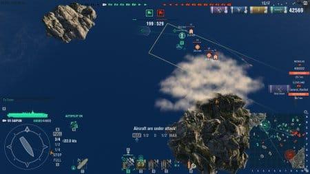 Проведение артиллерийского выстрела