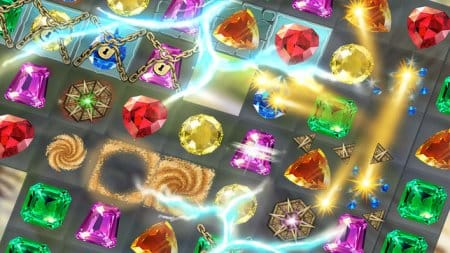 Разные типы камней