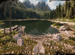 Скриншот Wild West Online 1. У озера