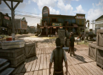 Скриншот Wild West Online 9. Салун