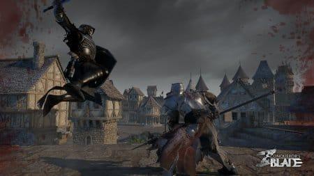 Алебарда против меча