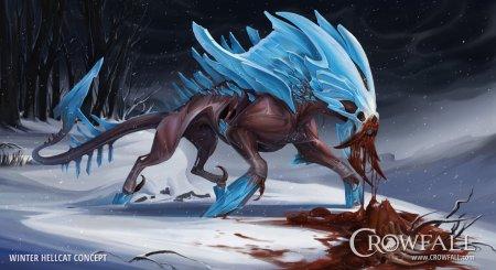 Зимний зверь